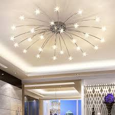 plafond chambre étoilé moderne plafond étoilé lumière pour salon chambre restaurant g4