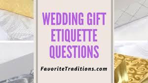 wedding gift questions wedding gift etiquette questions 678x381 jpg