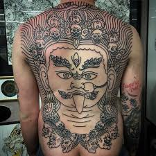 awesome traditional japanese tattoo design