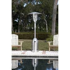 Stainless Steel Patio Heater Steel Deluxe Patio Heater