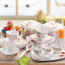 dinner gifts 40 pc dinner set melamine gd 101123 corporate gifts ideas