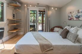 Tiny Houses On Airbnb by Tiny House Town Tiny Urban Cottage 185 Sq Ft