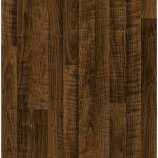 Lowes Laminate Floor Shop Style Selections 7 6 In W X 4 23 Ft L Curly Walnut Wood Plank