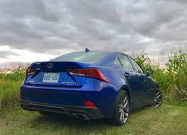 sporty lexus blue 2017 lexus is350 review u2013 give love one more chance