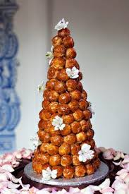 perfect for christmas croquembouche cake with lemon u0026 berries by