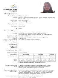 promotional model resume best 25 europass cv ideas on pinterest design cv creative cv home model cv curriculum vitae european romana cv resume europass