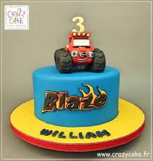grave digger monster truck cake gâteau d u0027anniversaire