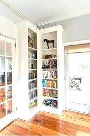 White Corner Bookcase White Corner Bookcase Abundantlifestyle Club