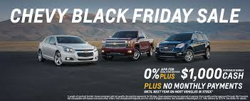 black friday deals on cars black friday deals at shottenkirk waukee chevy near des moines