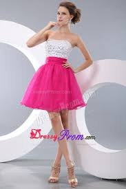 pink and white prom dresses pink and white quinceanera dresses
