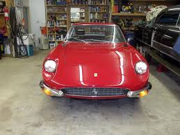 ferrari classic convertible classic deals