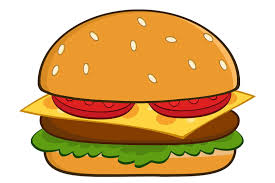 Burger Clipart Emoji Pencil And In Color Burger Clipart Emoji