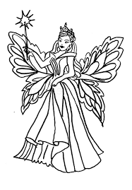 queen fairy coloring pages batch coloring