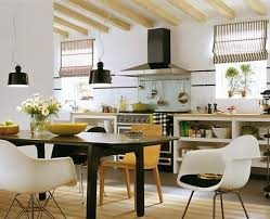 kitchen area ideas modern kitchen design with dining area 15 design and decorating ideas