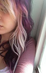 235 best dyed hair images on pinterest hairstyles hair and braids