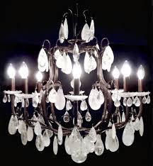 Lustre Baroque Ikea by Lustre Rococo Best Lustre Pampilles De Couleur Cristal De Murano