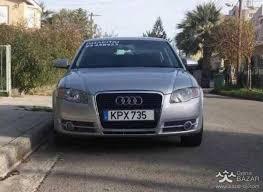 audi a4 2007 sedan 1 6l petrol manual for sale nicosia cyprus