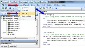 visual basic for loop array variables using vba in microsoft excel 2010 microsoft