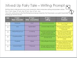 mixed up fairy tale writing prompt relief teaching ideas