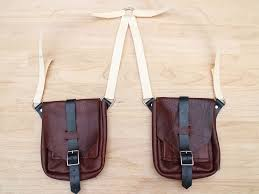 Comfortable Strap On Harness Creating Leather Straps And Handles
