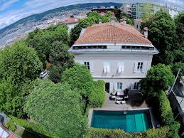 Trieste Italy Map by Villa Classica Trieste Italy Booking Com