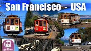 Cable Car Map San Francisco The Cable Car System Of San Francisco 2016 Youtube