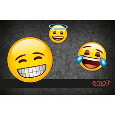 sous mains de bureau sous mains de bureau emoji sourire 590 x 390 mm undercover