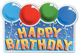 happy birthday cutout partycheap