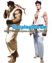 sale street fighter ryu cosplay costume custom made