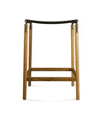 de haro backless counter stool contemporary industrial mid