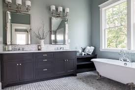 Bathroom Cabinet Color Ideas - elegant master bath traditional bathroom portland bathroom