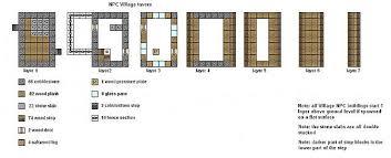 minecraft building floor plans minecraft floor plans npc village buildings minecraft project