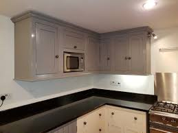 Adding Cabinets To Existing Kitchen Bespoke Kitchens Bedrooms And Furniture Shropshire Mark James