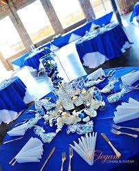 Royal Blue Wedding Blue Wedding Decorations Blue Wedding Decorations For The Tables
