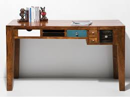 kare design schreibtisch beech writing desk with drawers biko black writing desk by kann