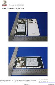 bureau tcl bt04 mobile phone teardown photos fcc tcl communication ltd