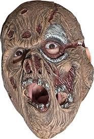 Halloween Costumes Jason Voorhees Amazon Rubie U0027s Costume Friday 13th Jason Voorhees Latex