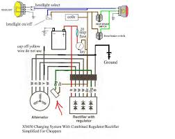 kick start only and a wiring diargam for dummies page 2