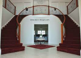 Curved Stairs Design Stair Handrail Simple Designs Stairs Designs
