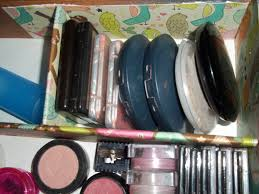 make your own makeup organizer diy makeupjewelry organizer youtube