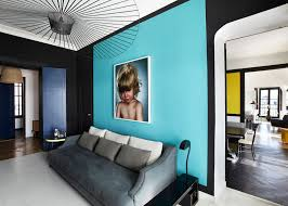 Accent Wall Rules by Blue Color Decoration Ideas For Living Room Small Design Ideas