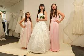 wedding dress glasgow news for brides on a budget as oxfam open shop