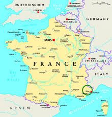 Metz France Map by Terrorist Plows Truck Into Crowd In Nice France 84 People Killed