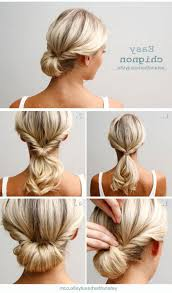 medium length hairstyle tutorials easy everyday updos long hair women medium haircut