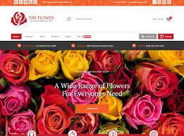 flower shop 25 best flower shop themes 2017