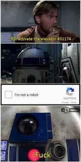 R2d2 Meme - robot problems funny