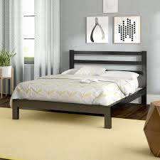 Bed And Frame Mercury Row Avey Platform Bed Reviews Wayfair