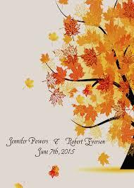 cheap fall wedding invitations cheap maple tree fall rustic wedding invitations ewi404 as low as