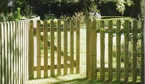 picket fence gate picket fence gate ideas fence ideas best