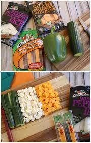 cuisine az frigo flag st s day snack idea